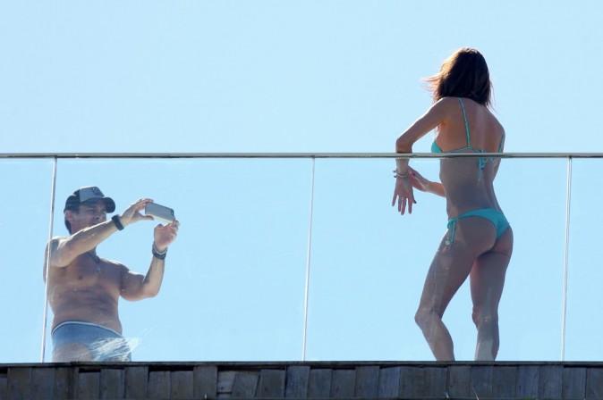 Photos : Alessandra Ambrosio : elle donne chaud à Rio !