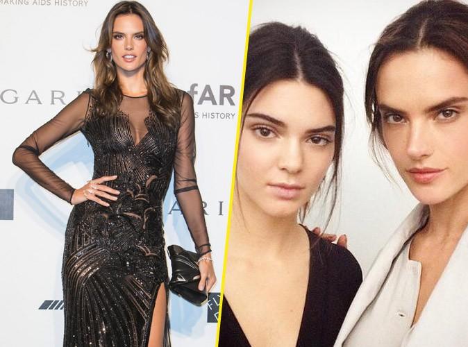 Alessandra Ambrosio : entre défilé (avec Kendall Jenner) et gala de charité, elle n'arrête pas à la Fashion Week de Milan !