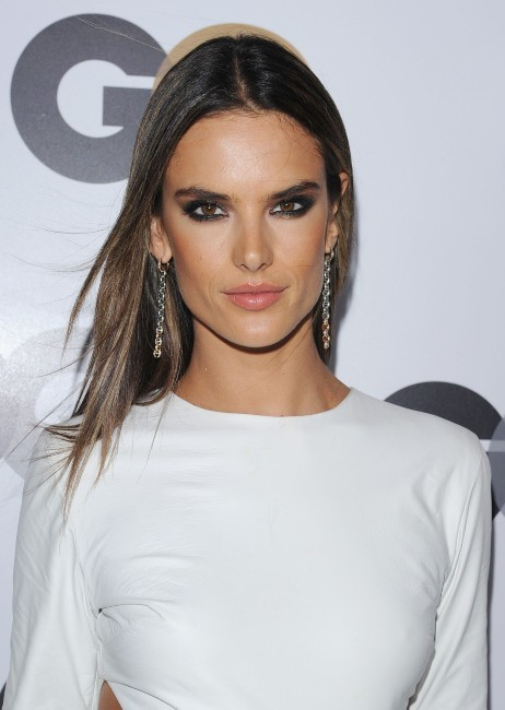 Alessandra Ambrosio lors de la soirée GQ Men of the Year Party à Beverly Hills, le 13 novembre 2012.