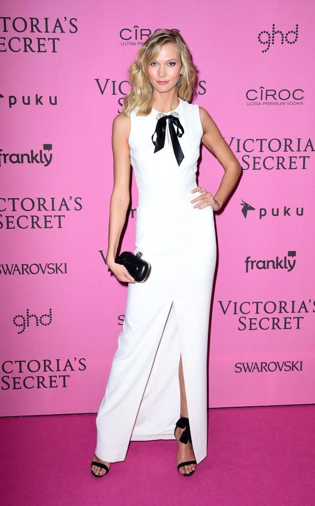 Karlie Kloss le 2 décembre 2014
