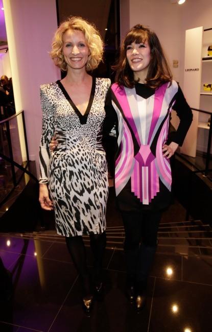 Alexandra Lamy et Mélanie Doutey