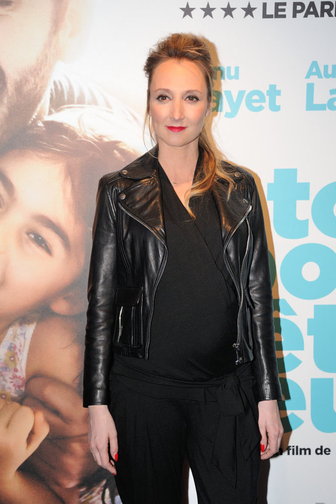 Photos : Alexandra Lamy : l'enfant qu'elle attend...