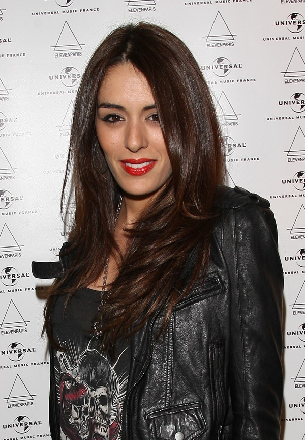 Sofia Essaidi à la soirée Universal Music au Citadium le 5 juin 2012