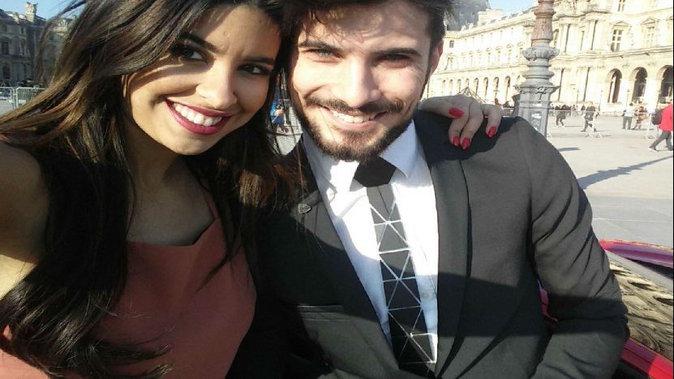 Photos : Ali et Alia : fiancés ?