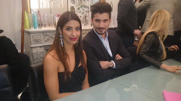 Photos : Ali et Alia : inséparables ces deux là !