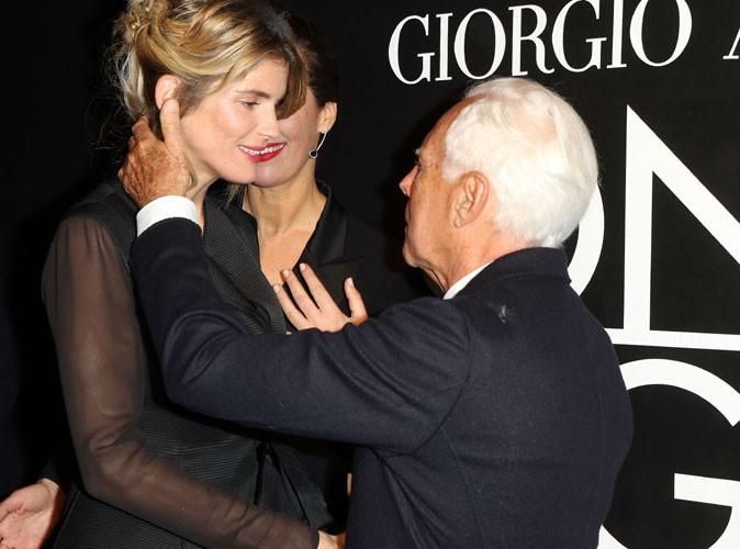 Alice Taglioni : beauté sobre et élégante qui a tapé dans l'oeil de Giorgio Armani !