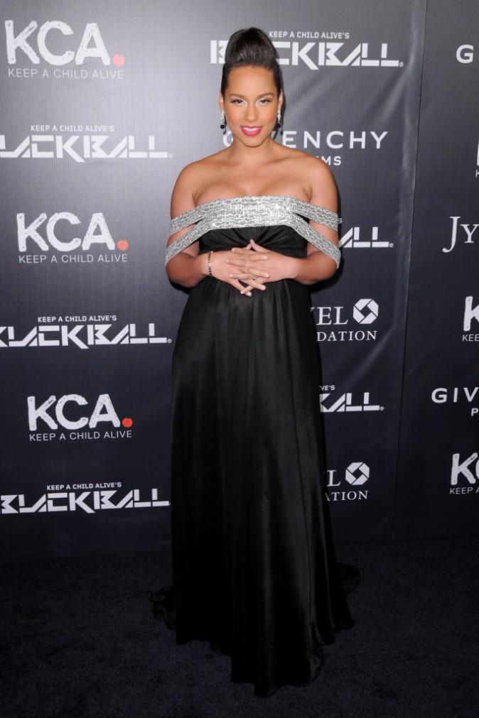 Photos : Alicia Keys et Swizz Beatz : un couple engagé qui vend du rêve sur red carpet !