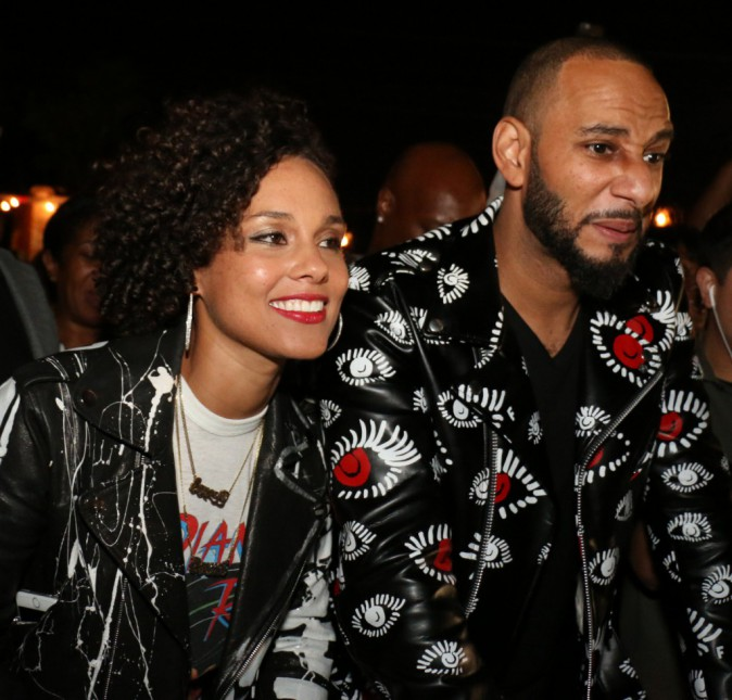 Alicia Keys surprend Swizz Beatz dans le Bronx !