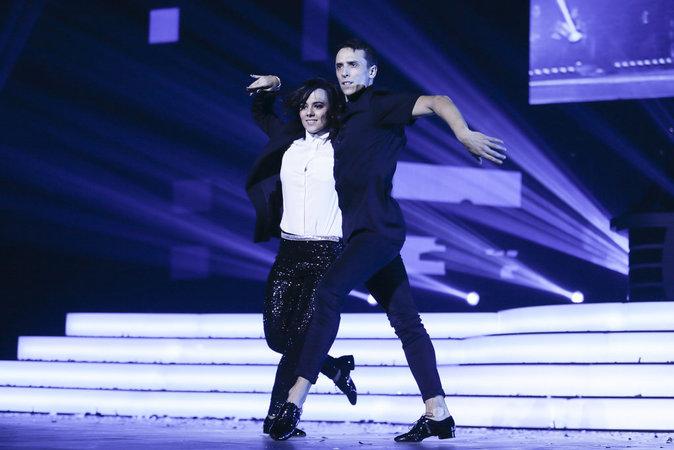 Aliz�e et Gr�goire Lyonnet mari�s : retour sur un conte de f�e et de danse !