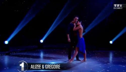 Photos : Alizée et Grégoire Lyonnet : retour sur les (nombreux) moments de tendresse du couple dans Danse avec les stars !
