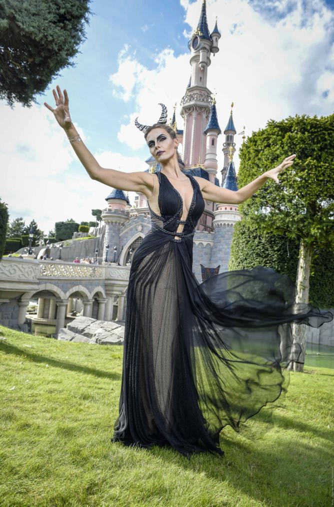 Photos : Alizée, Franck Dubosc, Sylvie Tellier… Les stars toutes terrifiantes pour Disney !