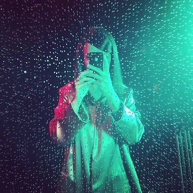"""Jolie photo pour un effet """"pluie"""" réussi !"""