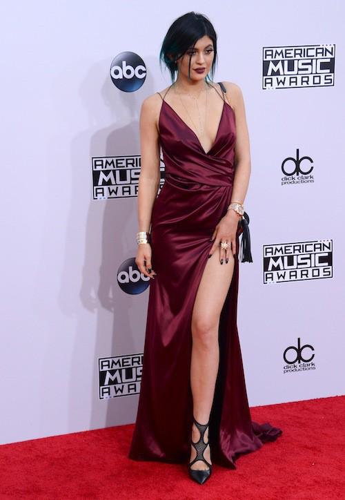 Photos : AMA's 2014 : Kendall, Kylie Jenner et Khloe Kardashian : trio complice et sexy !