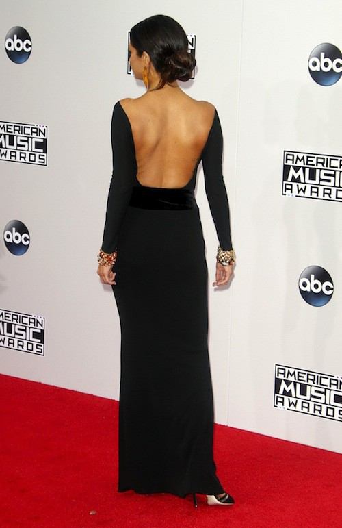 Photos : AMA's 2014 : Selena Gomez vs Fergie : jeune fille en pleurs pour Justin Bieber vs femme fatale !