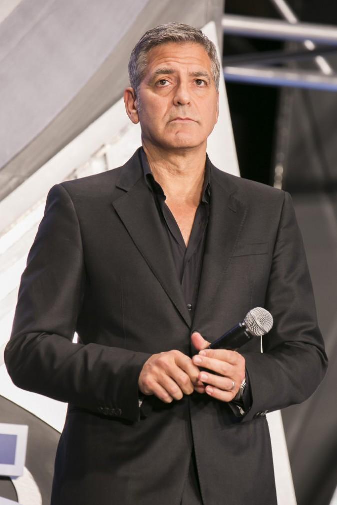George Clooney le 25 mai 2015