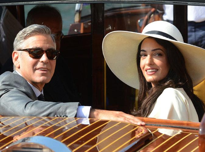 Amal et George Clooney : découvrez le sexe des bébés !