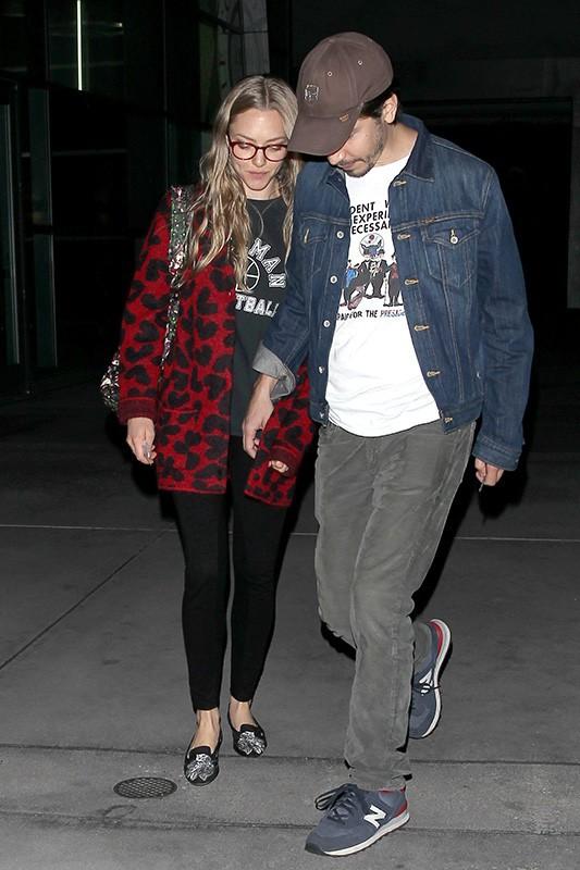 Amanda Seyfried : c'est toujours le parfait amour avec Justin Long !
