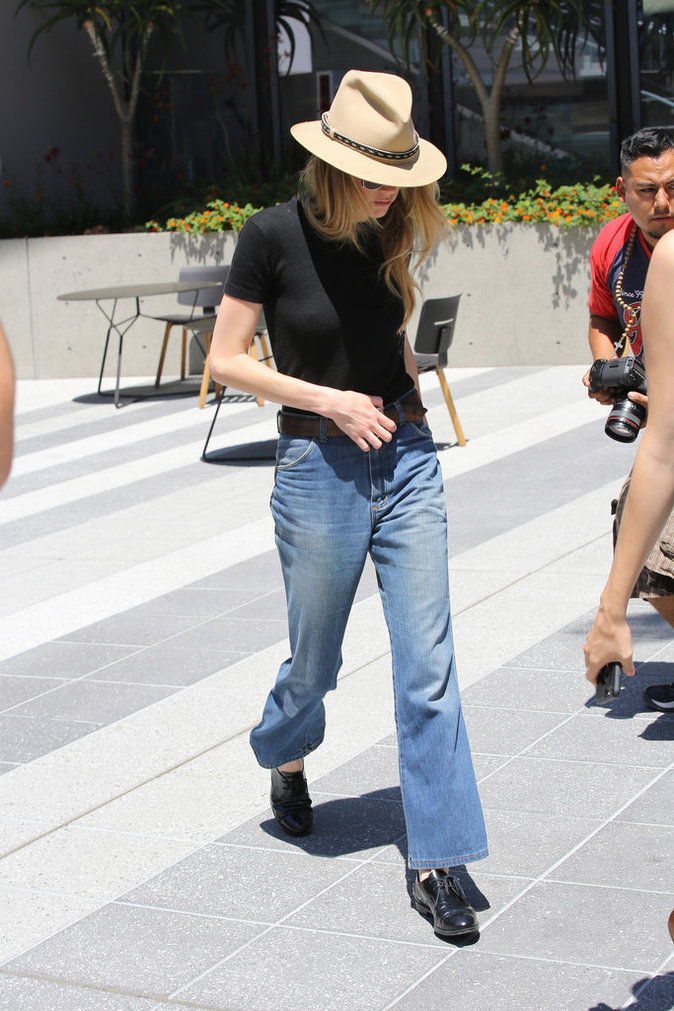 Amber Heard à Los Angeles le 17 juin 2016