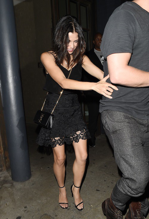 La femme de Channing Tatum, Jenna Dewan
