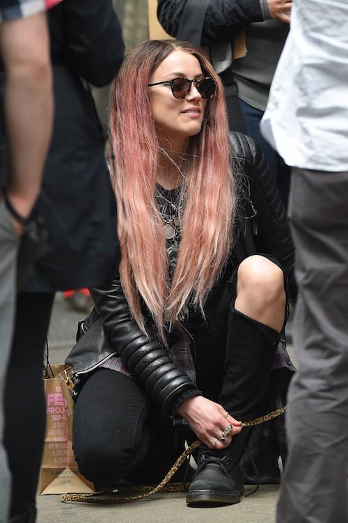 Photos : Amber Heard : la métamorphose continue : pour ou contre ?