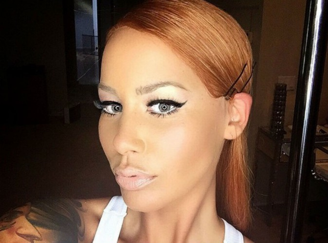 Amber Rose avec des cheveux, une transformation qui ne passe pas inaperçue !