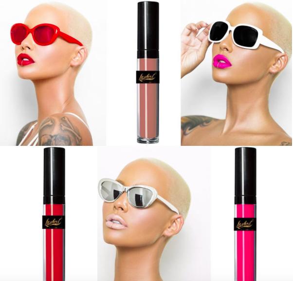 Amber Rose et Blac Chyna : Sexy et colorées pour vous donner envie d'acheter !
