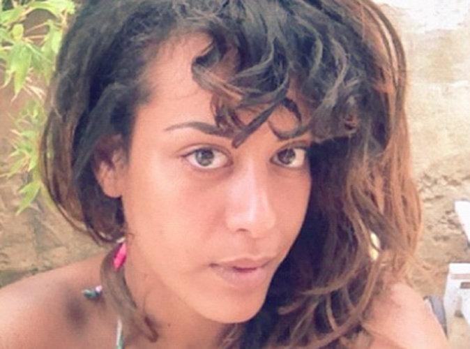 Photos : Amel Bent au plus mal...