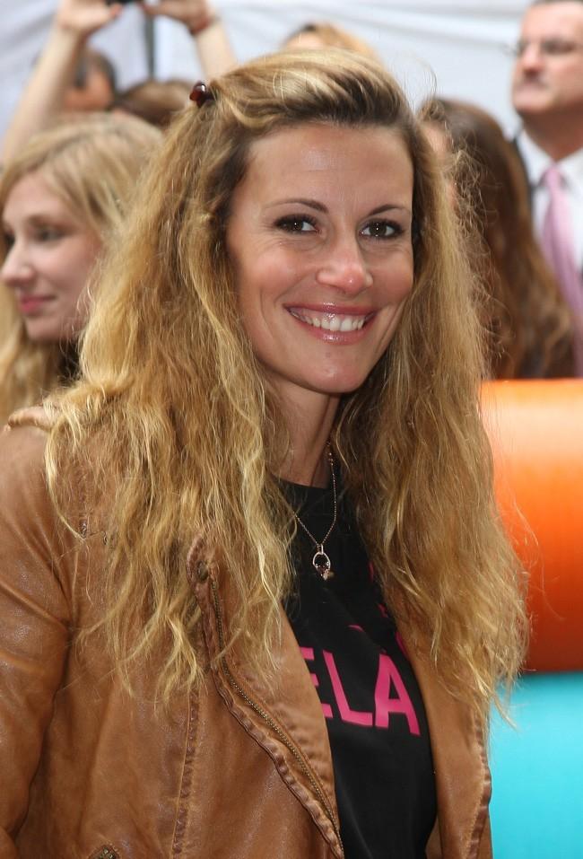 L'ex-MIss France, Sophie Thalmann