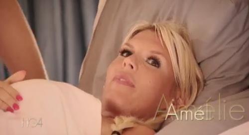 Photos : Amélie Neten : découvrez ses premiers pas dans Hollywood Girls 4 !