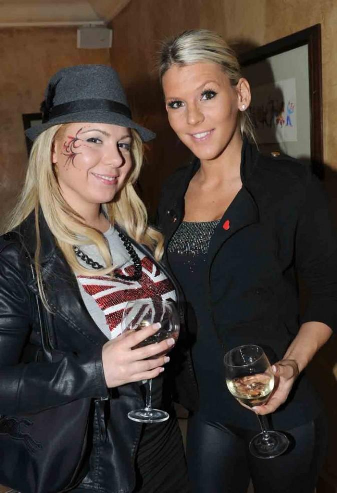 Cindy et Amélie, deux fortes têtes de la Maison des Secrets