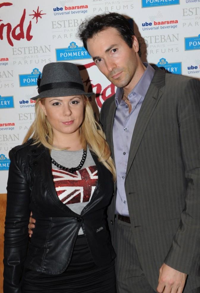Cindy et Hugues finaliste du casting Mister France 2011. Ils forment un beau couple non ?