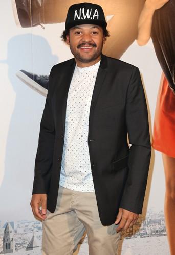 Fabrice Eboué à Paris le 26 mai 2014