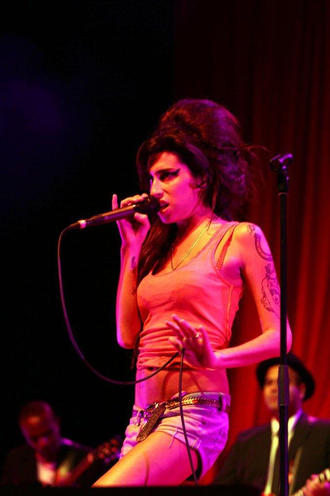 Amy Winehouse avait un talent immense