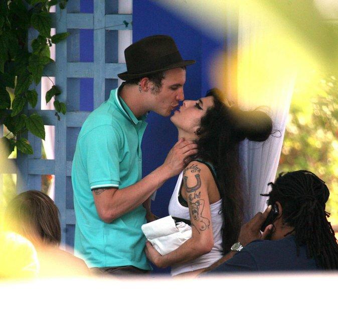 Blake Fielder-Civil et Amy Winehouse ne se lâchaient pas