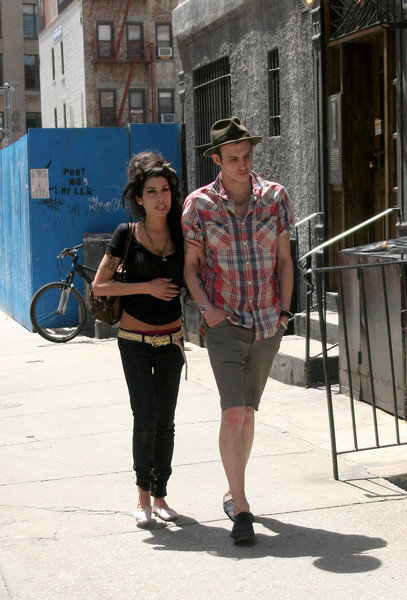 Blake Fielder-Civil et Amy Winehouse se sont mariés en 2007