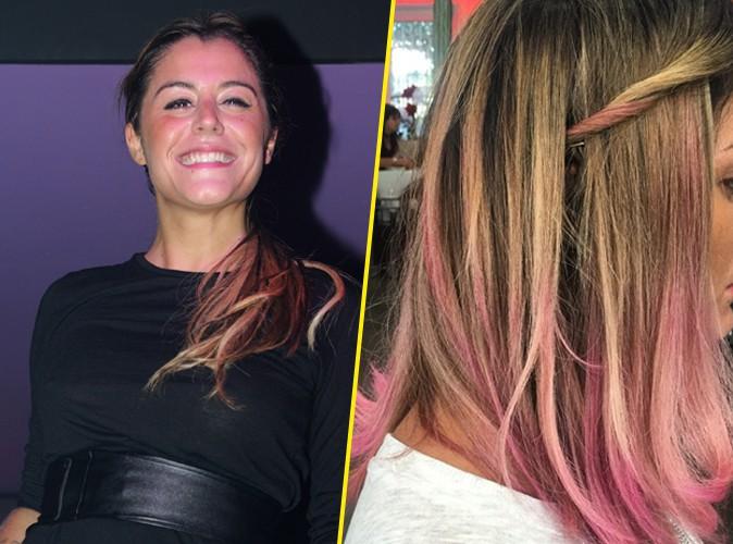 Photos : Anaïs Camizuli : comme Loana, elle passe au rose !