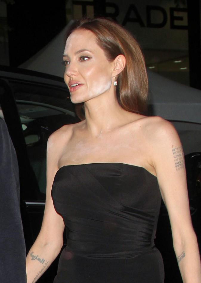 Angelina Jolie à New York, le 12 mai 2014.