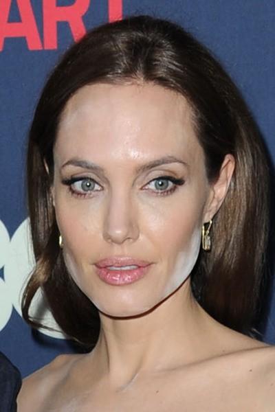 """Angelina Jolie lors de la présentation du film """"The Normal Heart"""" à New York, le 12 mai 2014."""
