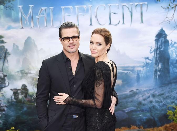 Angelina Jolie : beauté maléfique totalement accro à son homme !