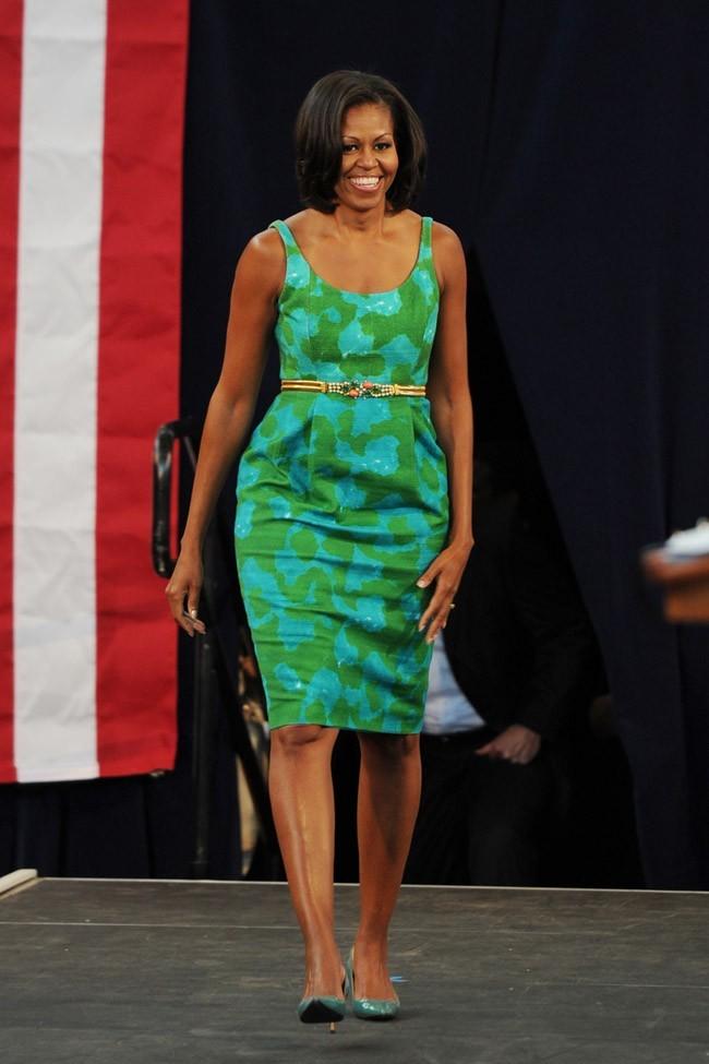 Michelle Obama, 7ème femme la plus puissante au monde