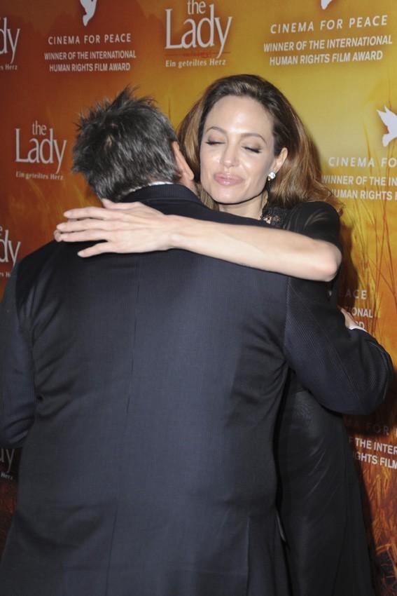 Elle a la cote avec Luc Besson !