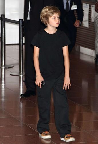 Shiloh Jolie-Pitt a bien grandi !