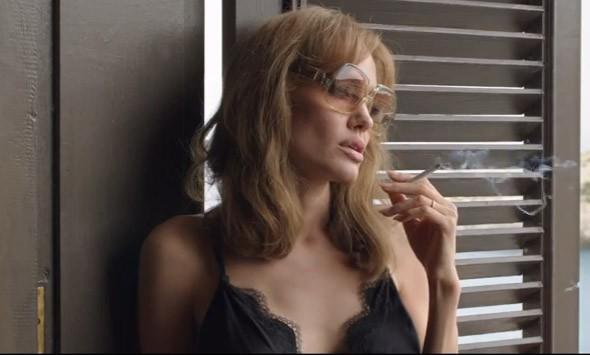 "Angelina Jolie dans la bande-annonce de ""By The Sea"""