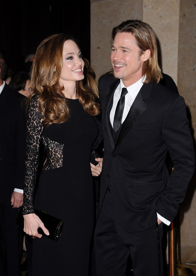Les Brangelina, hyper complices !