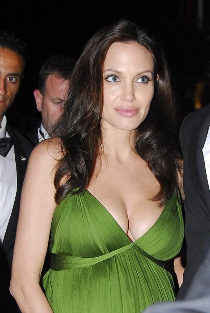Angelina Jolie lors du Festival de Cannes 2008.