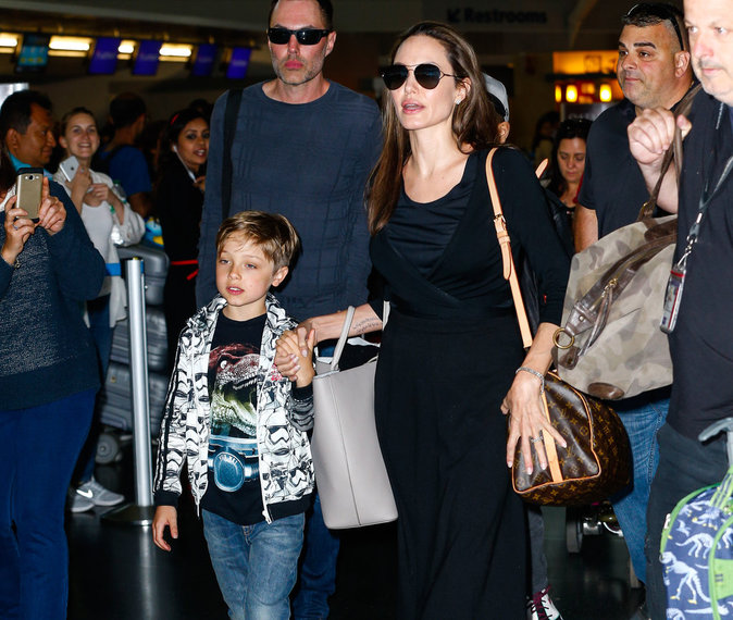 Angelina Jolie à New York le 17 juin 2016