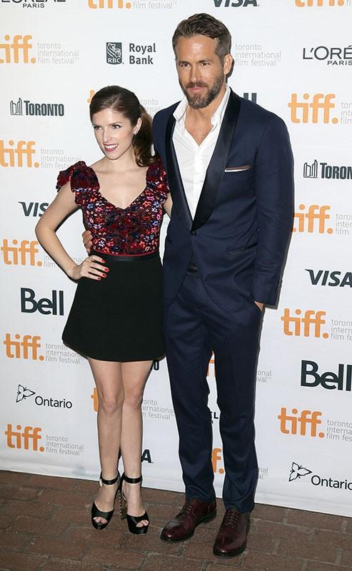 Anna Kendrick ravie de partager la vedette avec le beau Ryan Reynolds