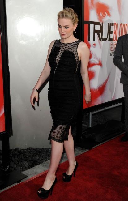 Anna Paquin lors de la première de la saison 5 de True Blood à Hollywood, le 30 mai 2012.