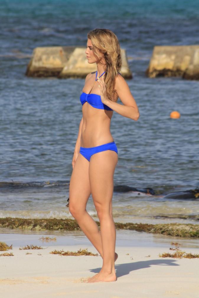 Photos : AnnaLynne McCord : bikini et champagne, un birthday de folie sur les plages mexicaines !