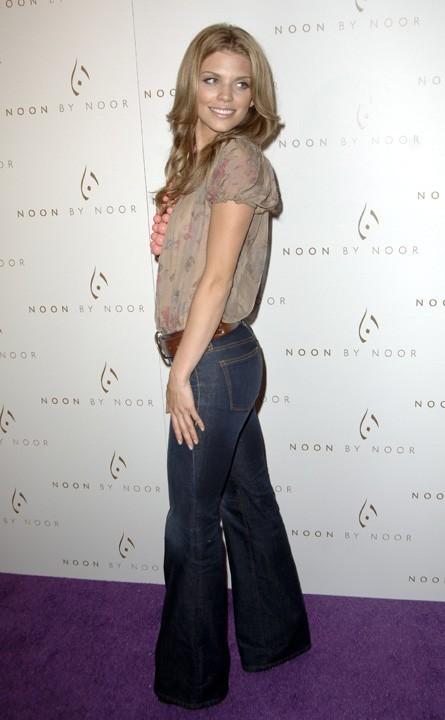 AnnaLynne McCord lors de la présentation de la nouvelle collection de la marque NOON BY NOOR à Hollywood, le 20 juillet 2011.